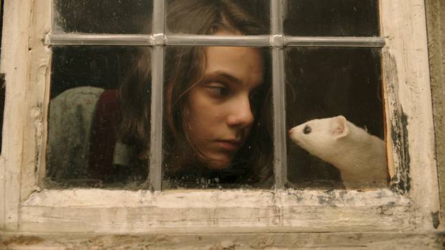 'His Dark Materials' follows the adventures of Lyra who wants to know why children her age are going missing (Credit: BBC)