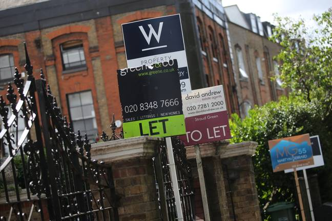 Those looking to move house better act quick (Credit: PA)