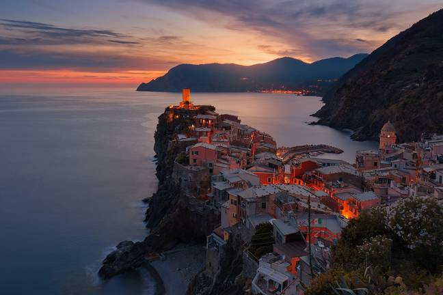 You could buy a home for just €1 in Italy. Pictured Cinque Terre (Credit: Unsplash)