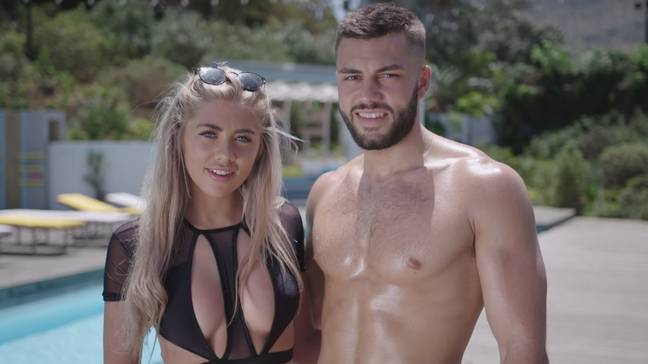 Paige and Finn won the most recent series of Love Island in 2020 (Credit: ITV 2)