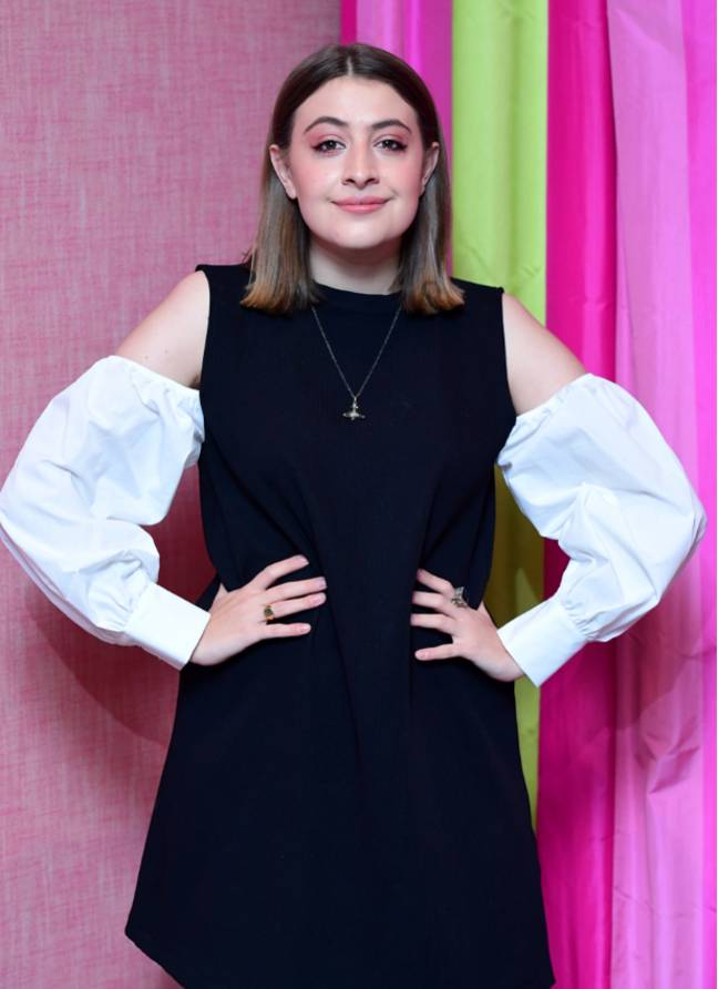 Georgia Groome is famous for starring in Angus Thongs And Perfect Snogging (Credit: PA)