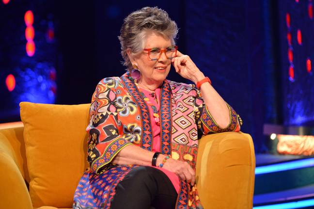Prue Leith shared the hilarious anecdote on the Jonathan Ross Show (Credit: Shutterstock)