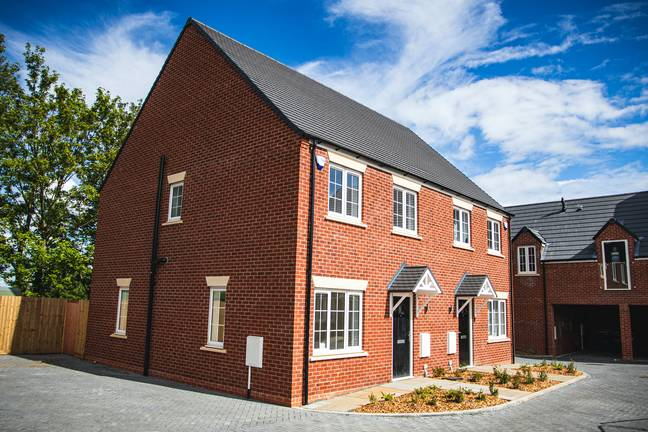 New builds often appeal to first time buyers (Credit: Unsplash)