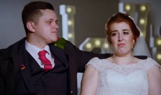 Credit: Channel 4/Don't Tell The Bride