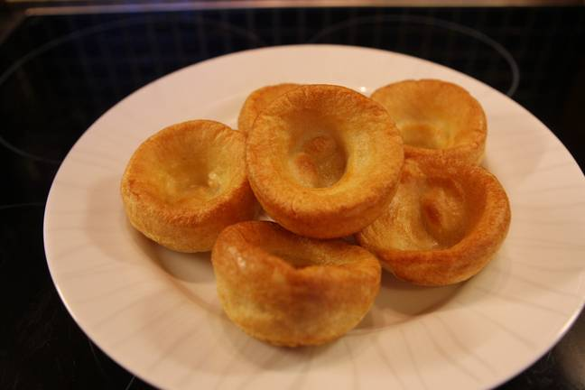 Brits will defend Yorkshire Puddings until the very end (Credit: PA)