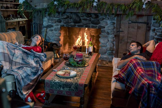 'The Christmas Cottage' is a classic (Credit: Hallmark)