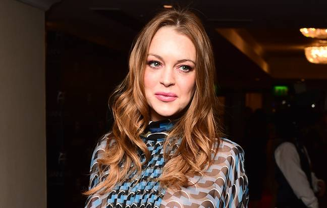Lindsay Lohan will be returning to the movie world (Credit: Shutterstock)
