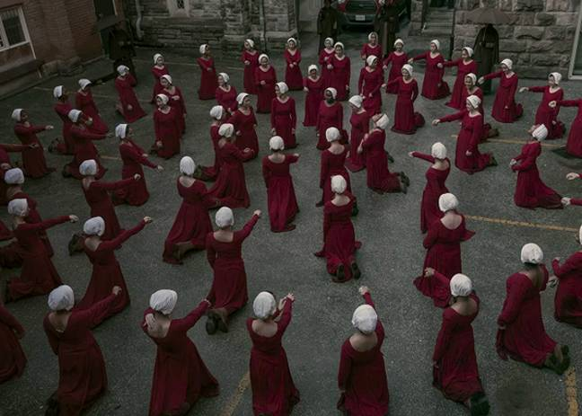The Handmaid's Tale will be back for season five, though season four is yet to air (Credit: Hulu)