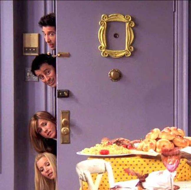 You can recreate some of Friends' most iconic moments (Credit: NBC)