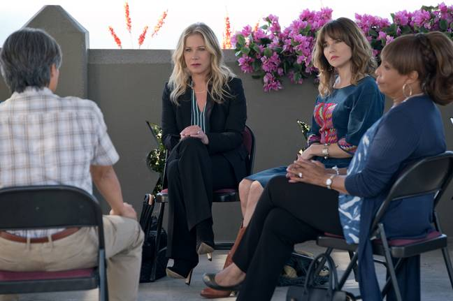 Christina Applegate will also return to season 2 as Jen (Credit: Netflix)