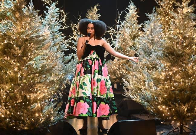 Singer Celeste will perform 'A Little Love' (Credit: BBC)