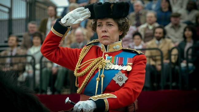 The fourth season of The Crown picks up in the late 1970s (Credit: Netflix)
