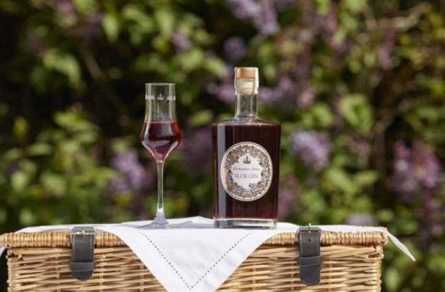 The Royal sloe gin is available to buy from the RTC website (Credit: Royal Collection Trust/ Her Majesty Queen Elizabeth II 2021/PA)