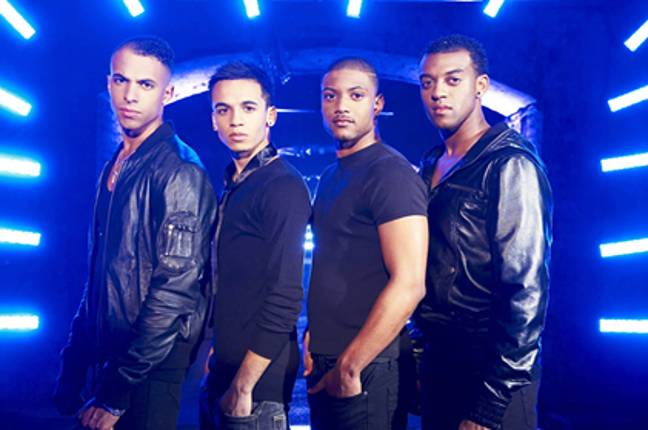 JB, Aston, Oritse and Marvin are rumoured to be reuniting. (Credit: PA)