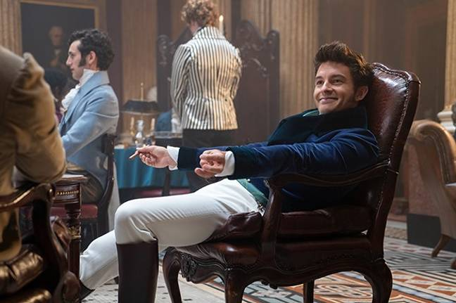 Jonathan Bailey is starring as Anthony Bridgerton (Credit: Netflix)