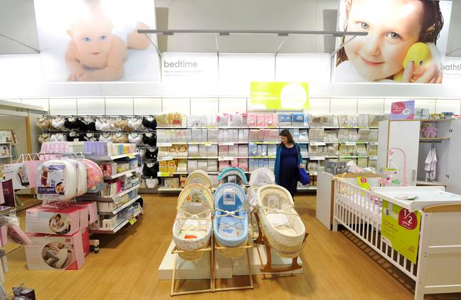Mothercare has been trying to sell its UK stores for a while (Credit: PA)