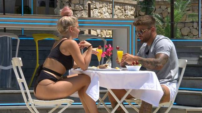 Jake told Liberty about how he was feeling (Credit: ITV)