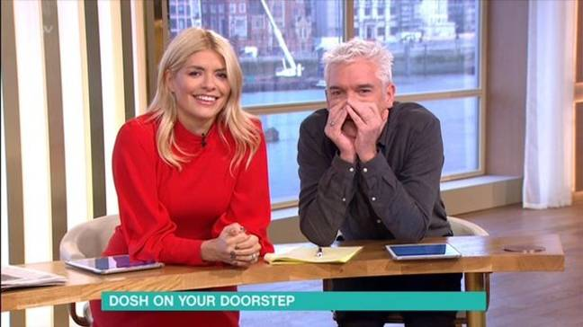 The This Morning stars have worked together for over a decade (Credit: ITV)