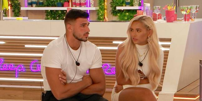 Molly-Mae and Tommy's relationship was constantly called into question (Credit: ITV)
