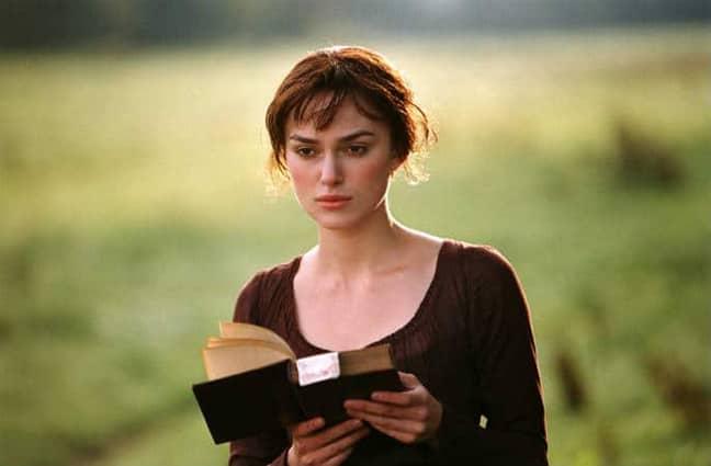 Keira Knightley starred as Elizabeth Bennet in Pride & Prejudice (2005) (Credit: StudioCanal/Working Title Films)