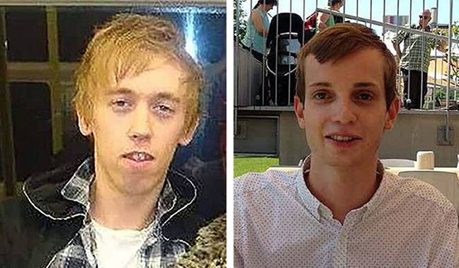 Stephen Port's victims Daniel Whitworth, 21, Jack Taylor, 25, Anthony Walgate, 23, and Gabriel Kovari, 22 (Credit: PA)