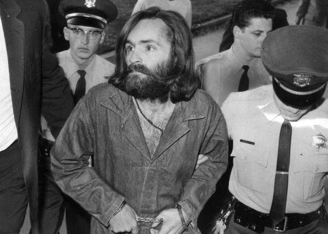 The documentary will explore Charles Manson's story in his own words (Credit: PA)