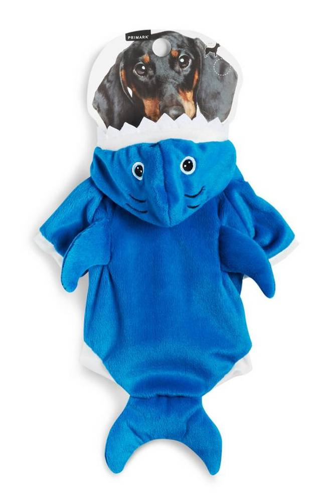 The baby shark outfit is sure to be a hit (Credit: Primark)