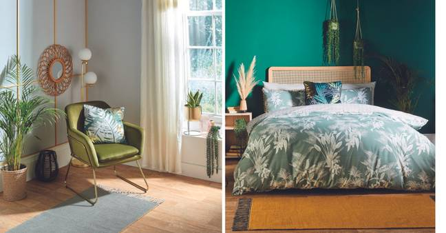 You can buy the new homeware range on Specialbuys (Credit: Aldi)