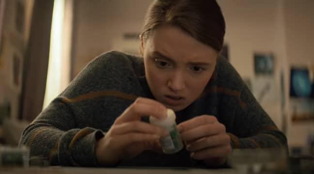 Daughter Chloe gets suspicious (Credit: Hulu/YouTube)