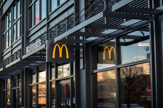 You can order some really surprising menu items at McDonald's (Credit: PA Images)