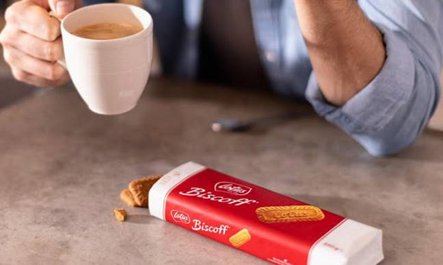 The biscuits have a cult following (Credit: Lotus Biscoff)