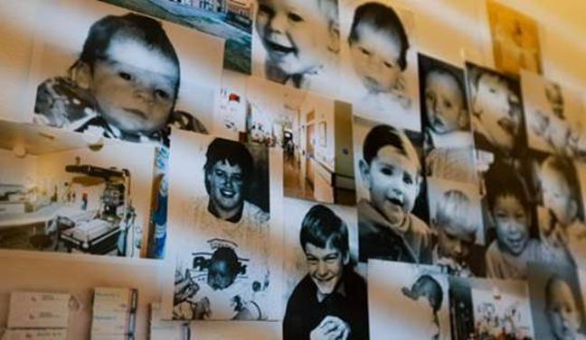 Beverley Allitt had a string of child victims (Credit: Sky Crime)