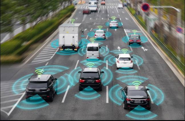 Automated Lane Keeping System (ALKS) technology that takes full control of the steering of the car (Credit: Shutterstock)