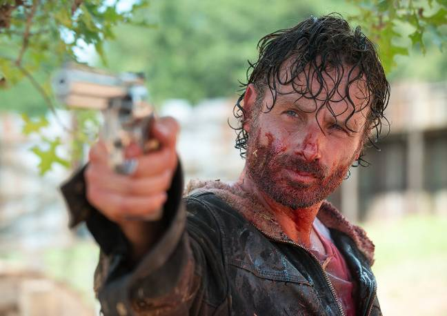 'World Beyond' is a spin-off to the super successful 'Walking Dead' series (Credit: AMC Studios)