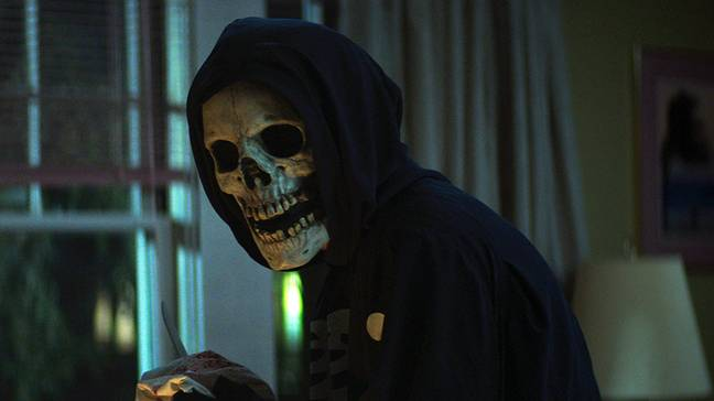 Fear Street is based on the book series by R.L. Stine (Credit: Netflix)