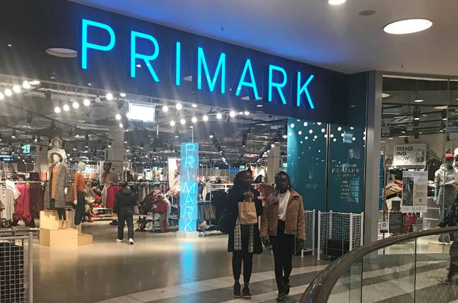Fancy a trip to Primark, anyone? (Credit: Primark)