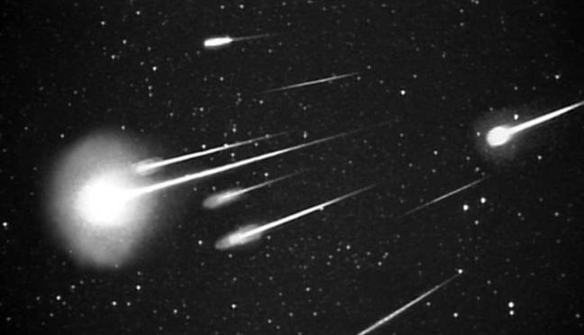 The Leonids are some of the brightest meteors (Credit: NASA/Ames Research Center/ISAS/Shinsuke Abe and Hajime Yano)