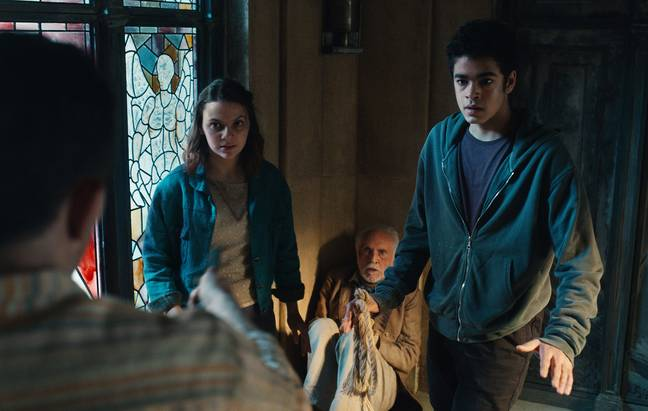 Lyra and Will are back for season three (Credit: BBC)