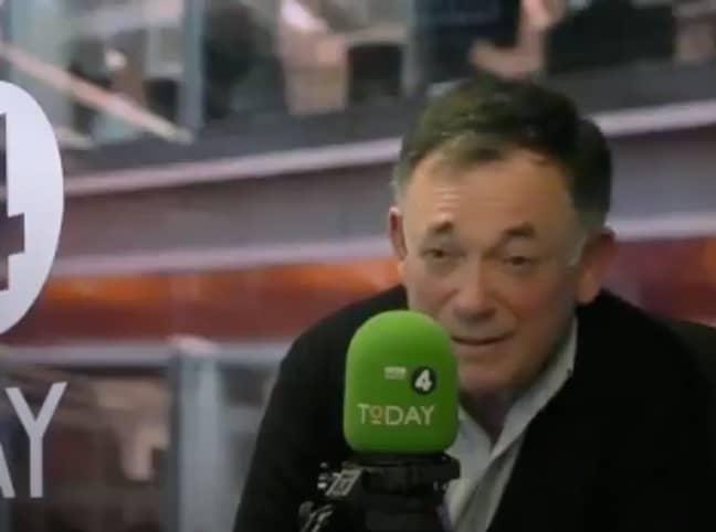 Ghislaine Maxwell's brother Ian spoke on the BBC radio show (Credit: BBC Radio 4)