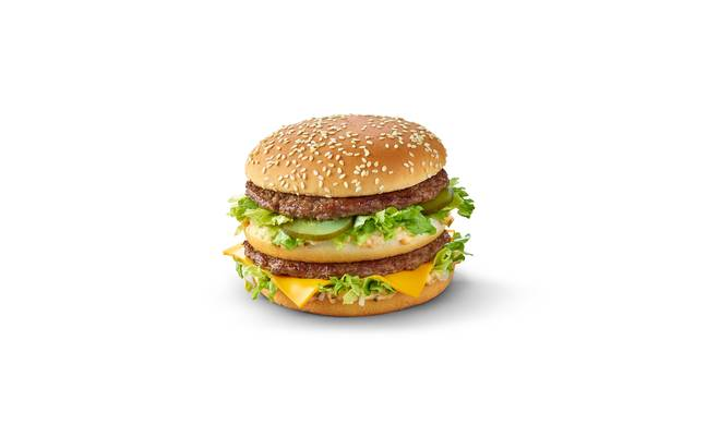 Behold the Grand Big Mac (Credit: McDonald's)