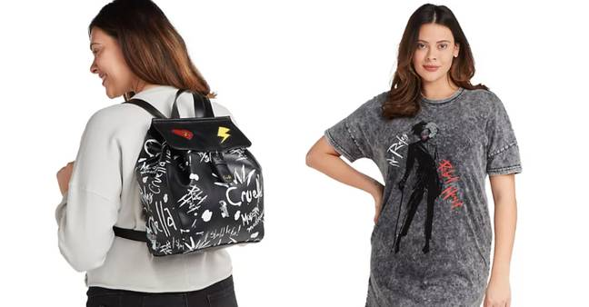 The clothing collection is available online now (Credit: Disney)