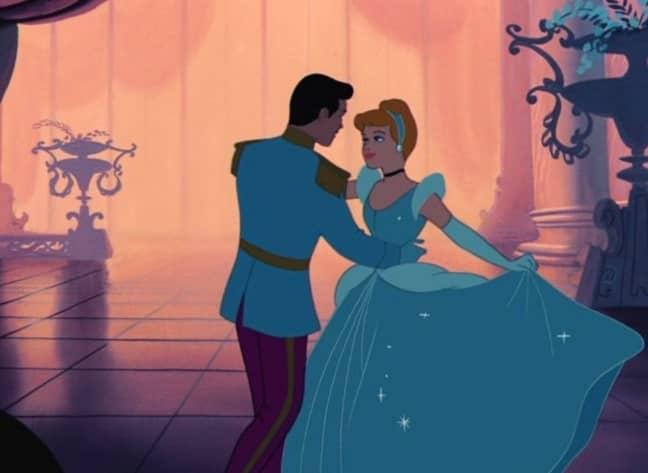 Credit: Disney Cinderella