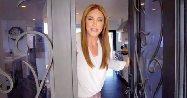 Caitlyn Jenner invited us into her house on Cribs (Credit: MTV)