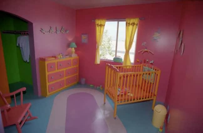 Maggie's bedroom (Credit: Fox)