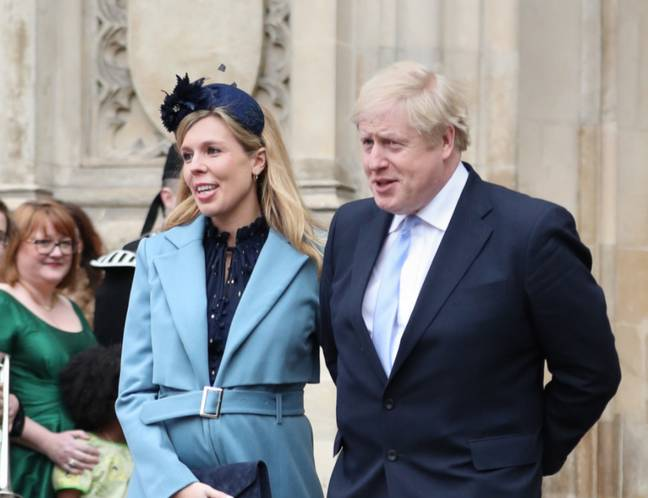 Boris Johnson and Carrie Symonds will reportedly tie the knot next summer (Credit: PA)