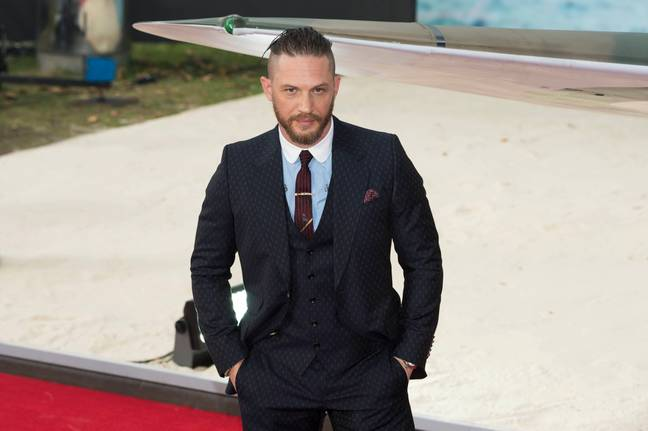 Tom Hardy will star in a gritty action drama (Credit: PA Images)