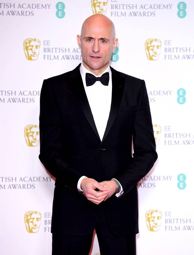 Mark Strong, pictured at the EE British Academy Film Awards 2020, plays Boris in Cruella (Credit: PA)