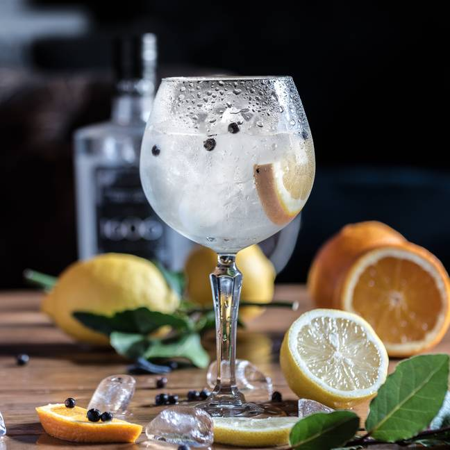 Would you try a Christmas dinner-flavour gin (Credit: Unsplash)
