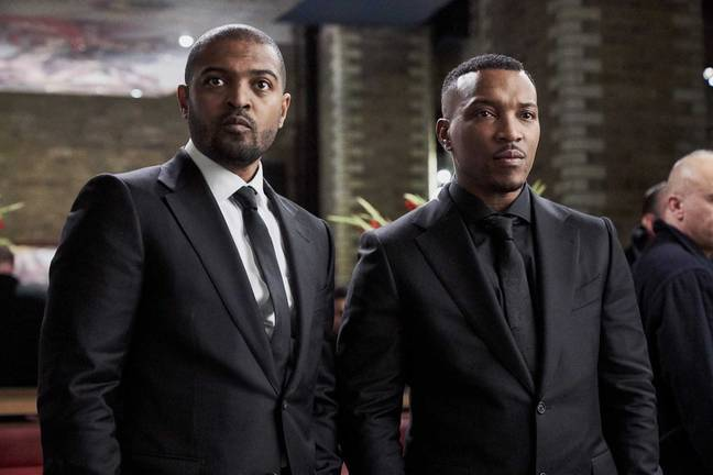 Bulletproof: South Africa airs in January 2021 (Credit: Sky)