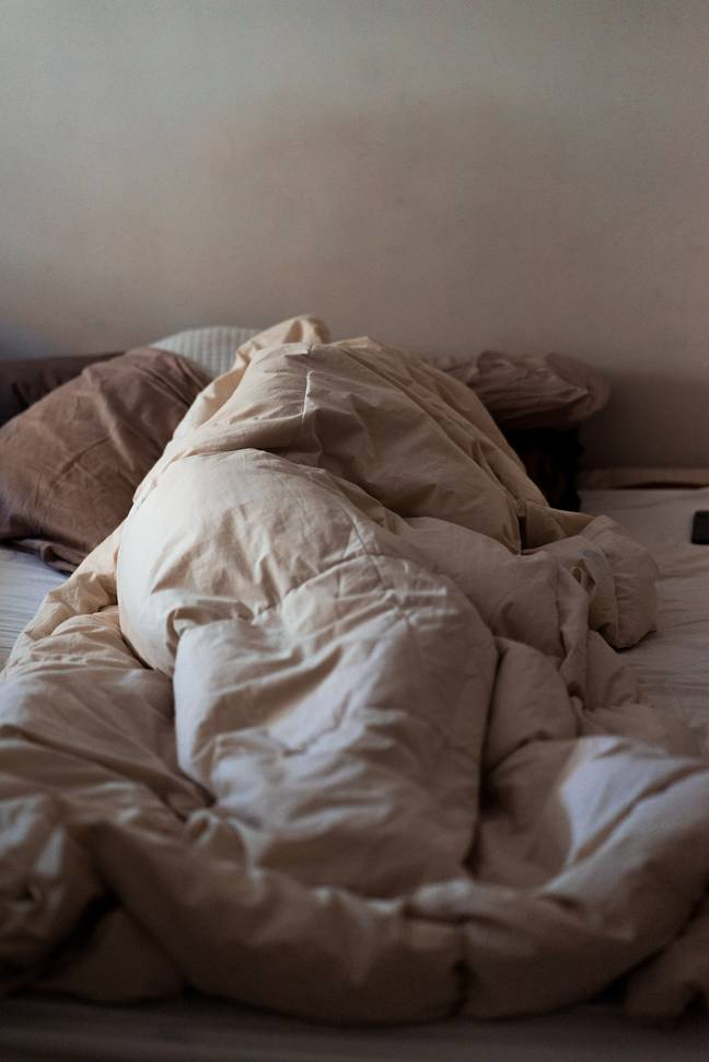 You do actually have to work from bed, though (Credit: Unsplash)